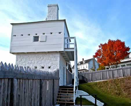 Group Tours Five Day Tour Includes Mackinac Island